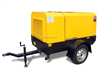 small diesel portable air compressor for small mining