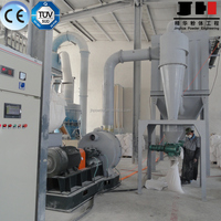 Dried pea,wheat,corn etc grains and dried wood impact grinding mill machine