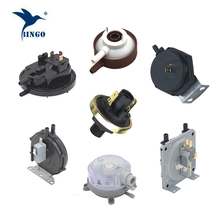 Low Pressure Switch for Air Gas with Detailed Application