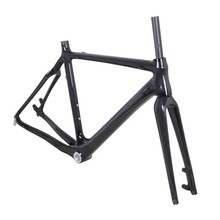 Baolijia Hot Sale Carbon Cyclocross Frame with Disc Brake FM059