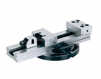 High Quality Precision Modular Vises with Swivel Base for CNC Machine