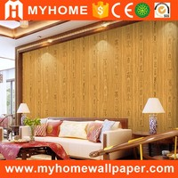 Chinese design interior decoration embossed washable pvc wallpaper