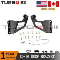 Local Delivery ! 50 inch straight led light bar Off Road Jeep Wrangler Bracket Mount Kits Led Light Bar Brackets