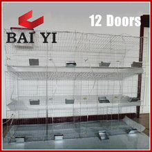 Metal Rabbit Farming Cage/Rabbit Breeding Cage For Sale