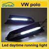 Original Factory drl led daytime running light for vw polo china manufacturer
