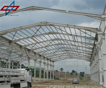 High Quality Prefabricated Workshop Steel Structure Buildings Low Cost Prefab Cold Storage Warehouse