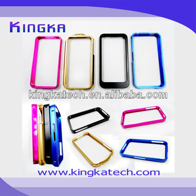 aluminum cellular faceplates for iphone case