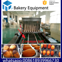 Bakery Equipment China Full Set Cake