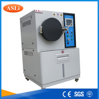 Temperature fast change highly accelerated stress test chamber