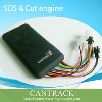 China cheapest gps positioning tracker gt06 tk100