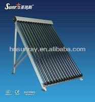 Hot sales CE and CCC approved flat panel solar water heater collectors