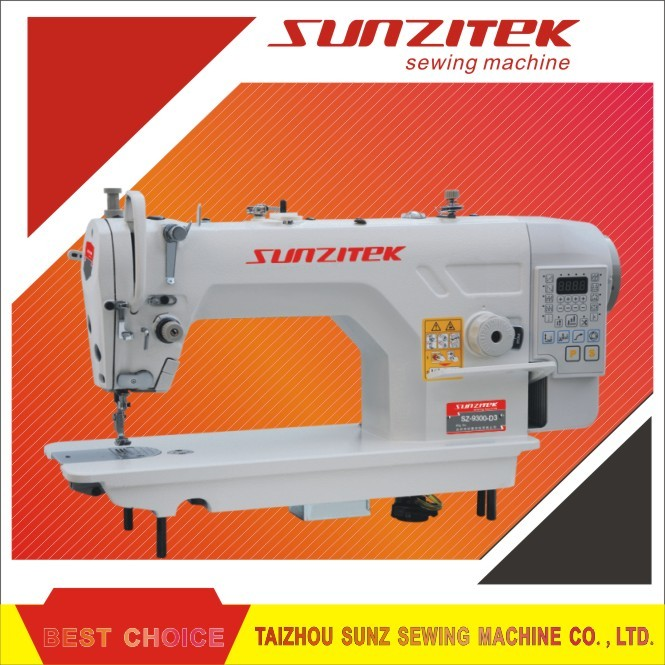 SZ9300 - D3 direct drive lockstitch industrial sewing with thread cutter