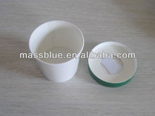 Disposable Paper Ice Cream Cups With Lids And Spoons
