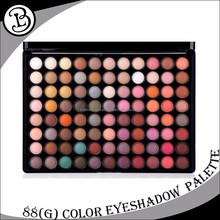 Cosmetics Cheap 88 colors empty eyeshadow palette case