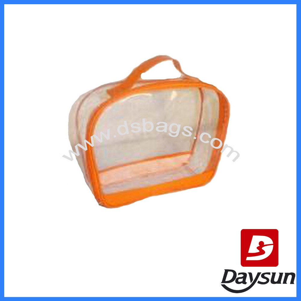 PVC cosmetic bag cosmetic case for ladies