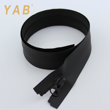YAB 2017 Famous Products ISO9001 Open End Auto-Lock Garment Reflect Lights Zipper
