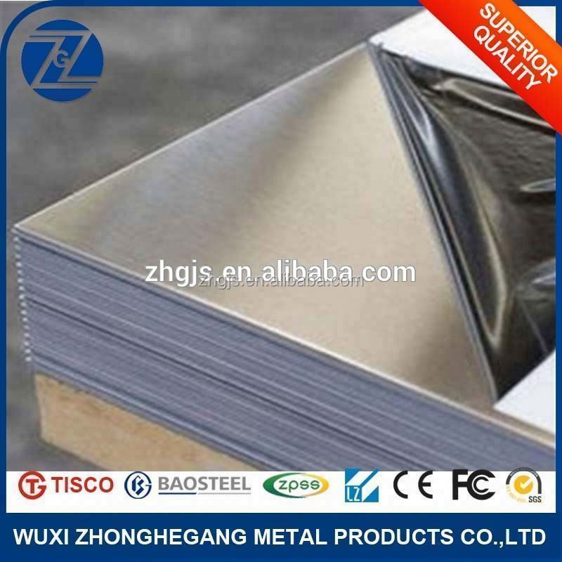 Custom AISI 301 Brush Finish Stainless Steel Sheets Steel with Cheap Price