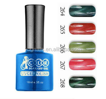 Color 1000 Cat Eye Magnet Gel Polish for factory