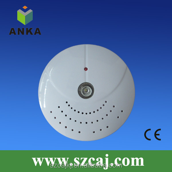 Optical standalone smoke detector relay output low price