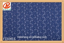 competitive price African knitting thick lace fabric made in guangdong