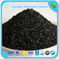 Commercial Granular Coconut Shell Activated Carbon For Sale