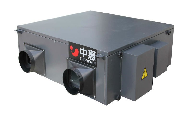 Mechanical heat recovery ventilation systems