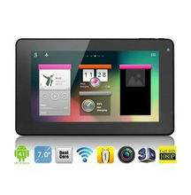 Cube U21GT 0.3MP dual CORE 1280*800 Tablet PC E-Reader