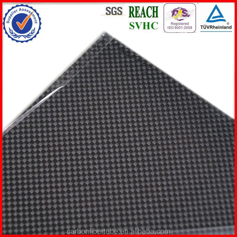 Thickness 6mm 7mm 8mm 9mm 10mm 3k carbon fiber sheet