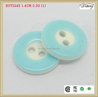 BUT2245 Candy colors Plastic Resin Concave All types of Garments Cloth Buttons