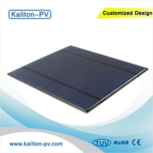 2.5W Mini Customized Design Polycrystalline Silicon Solar Panel Module