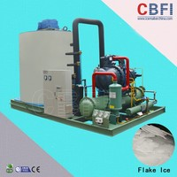 Large Flake Ice Machine Price for Food Factory