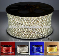 Continuous length flexible led light strip 220 volts