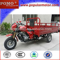 2013 Hot Popular New Petrol Motorized 250CC Large 50cc Trike Scooter