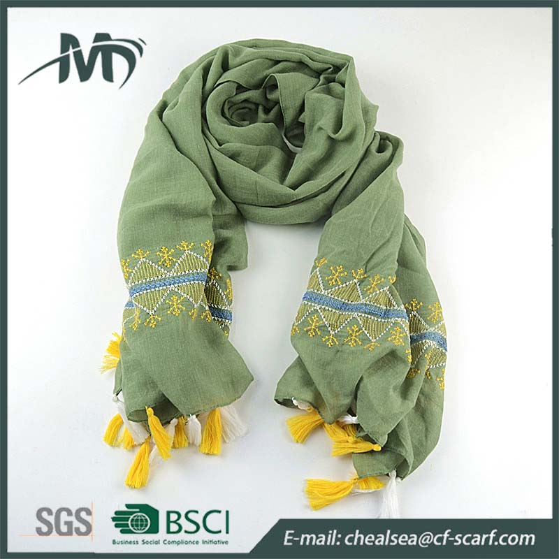 2017 spring and summer thin polyester shawl cheapest scarf,tonglu hangzhou
