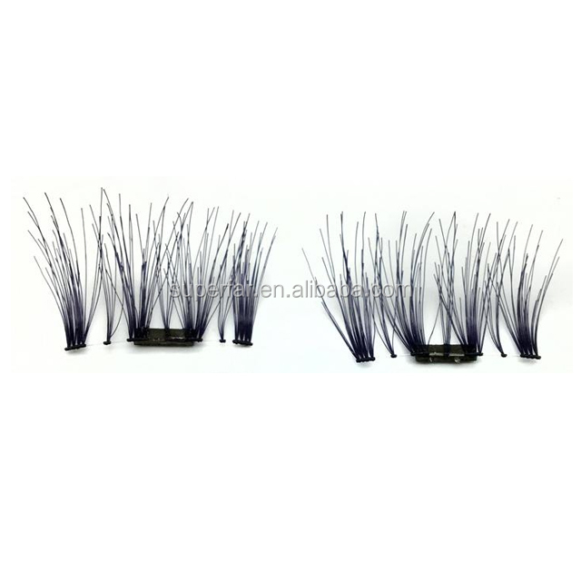 New product china wholesale private label magnetic eyelashes