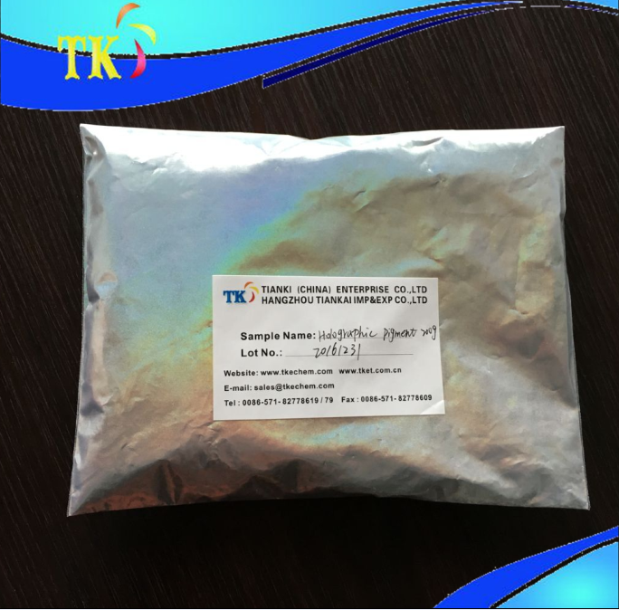 Newest holographic pigment for nail art holo powder with top quality