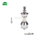 3ml glass tank atomizer cartridge Airflow Control Atomizer 2.0ohm vaporizer