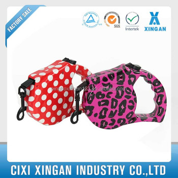 retractable tape leash for dogs