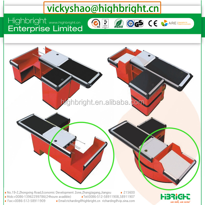 supermarket checkout counter for sale equipment shop counter design