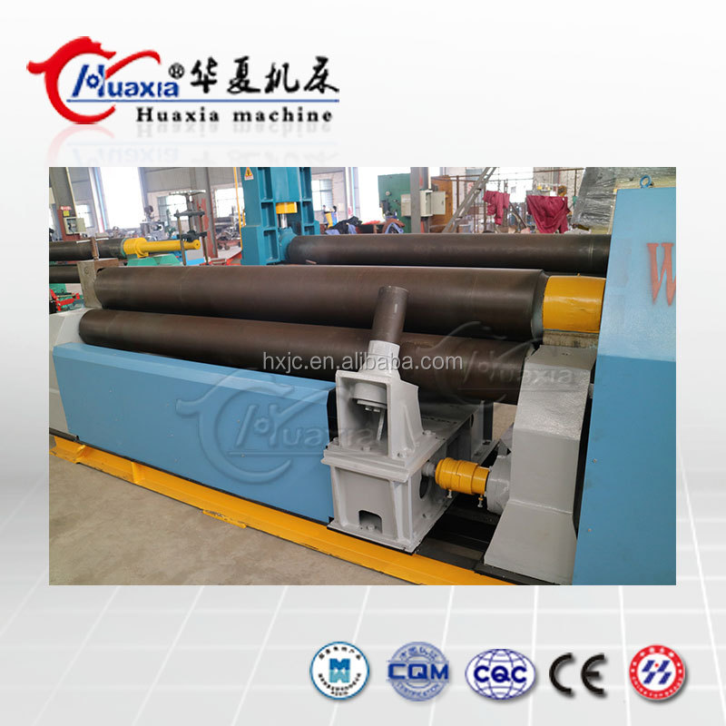 China Sheet Metal 3 Rollers Bending Machine