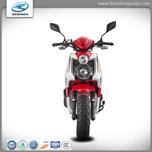China import new design 4 stroke 125cc cheap gas scooter for sale