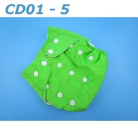 Hot Sale High Quality Competitive Price Washable Baby Diaper Wholesale from China