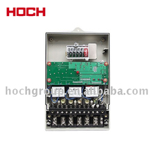 HOCH circuit rs485 board data Electronic 3 phases kwh meter