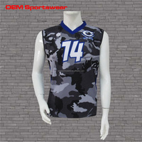 Custom sportswear sublimation reversible basketball uniforms