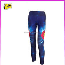 Top quality high waist sports apparel outdoor women physical exercise leggings yoga pants