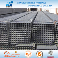 hollow tube standard size,S275 hollow steel section for table