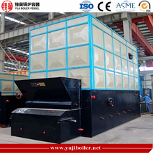 YLW Series Horizontal Chain Grate Coal Fired Thermal Oil Boiler