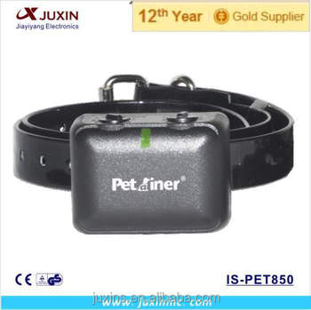 Vibration&Static Control Stop Dog Barking Collar petrainer collar