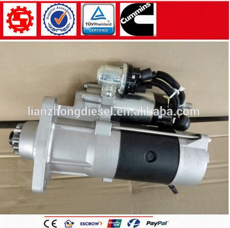 Hot Sale China Cummins M11/QSM11 Engine Starter Motor 4319129