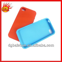 Simple Design Cheap Silicone Cellphone Case (BS-01-85)